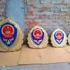 制作徽标厂家-3米消防队徽生产加工厂