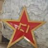 八一军徽制作_五角星军徽生产