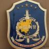 刑警队警徽制作_2.5米中国刑警徽销售
